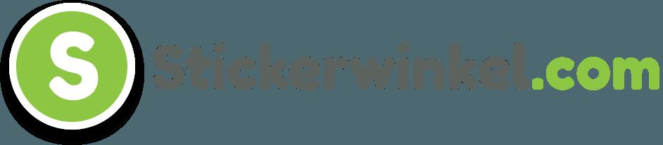 Stickers bestellen en kopen online - Stickerwinkel